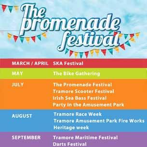 promenade festival tramore